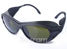 Laser eyewear goggles safety glasses 200-450nm 800-2000nm 808nm 980nm 1064nm YAG IR