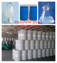 High purity 99.9%min industrial/food/comestic USP/BP/EP mono Propylene Glycol with best price
