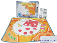 KIDSEASON EDUCATIONAL PLAY TOY MAGIC WATER PAINTING DOODLE MAT FOR LITTLE KIDS