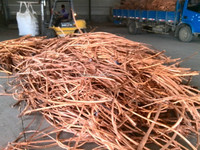 Grade A Copper Wire Scrap - Mill Berry 99.9%!!