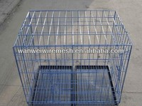 pet wire mesh welded boxes cages