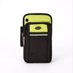 Fashion Canvas Waist Packs Mobile Cell Phone Wallet Travel Pouch Shoulder Belt Multifunction Pockets Bag