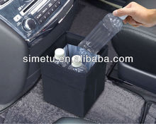car waste bin/trash containers for cars/trash bag for cars