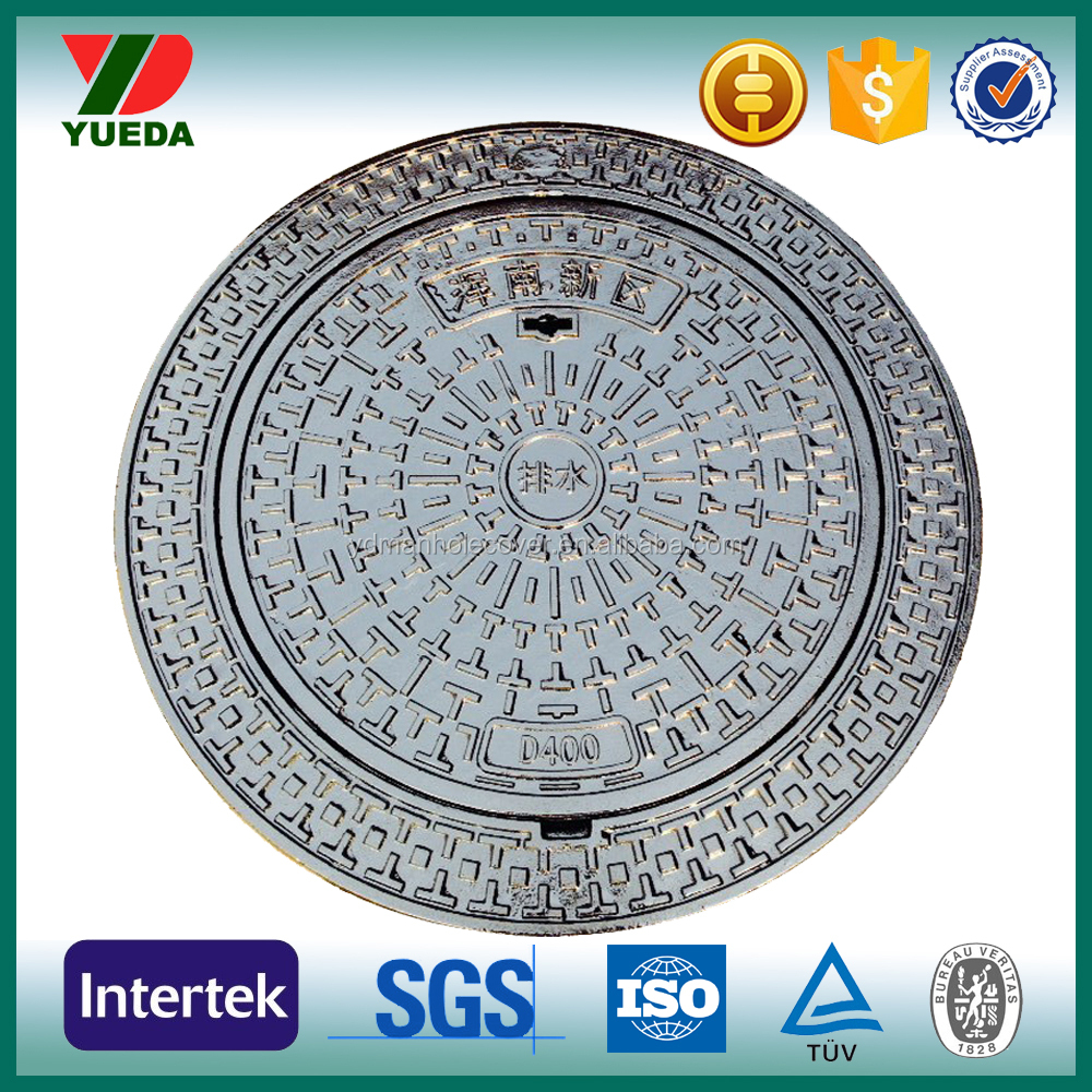 cast iron manhole covers heavy duty manufacturers