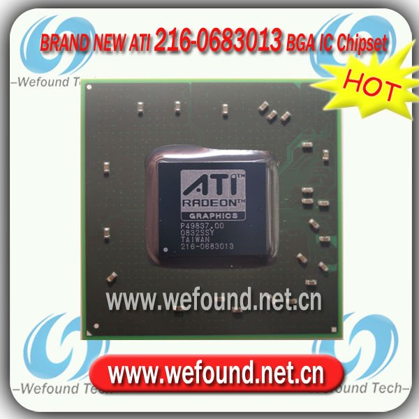 BRAND NEW ATI 216-0683013 BGA IC Chipset for laptop