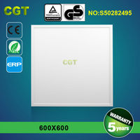 2ftx2ft/ 600x600 Ultra slim 36W 48W 54W square led panel light for office lighting