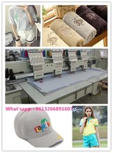 4 Head Industrial Computerized Embroidery Machine Digital Embroidery Machine Price China