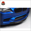 Carbon Fiber Front Bumper Chin Lip Spoiler Kits Fit For 5 Series BM F10 F18 M5 Sedan RKP Style 2010-2016