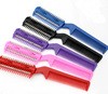 Hair Straightener Comb, Plastic Hair Comb, Hair Extension Tools