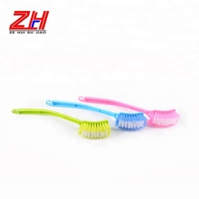 high quality bathroom wc cleaning tool plastic cheap toilet <strong>brush</strong> with long handle