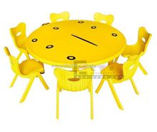 Preschool furniture China nursery table and chair