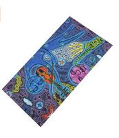 Fleece Promotional Multifunctional Bandana/multi Magic Scarf/polyester Multiscarf