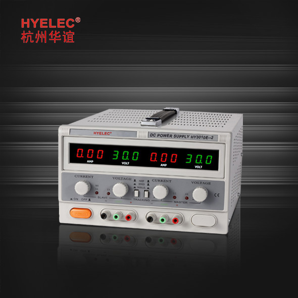 HYELEC Switching mode DC Power Supply HY3010E-2 double DC OUTPUT Switching Power Supply
