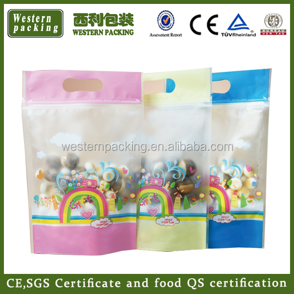 Stand-up Pouch For Packing Food,Tea,Coffee,Cheap Price Zip Lock Plastic Laminated Bag