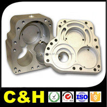sealing machine spare parts/precision cnc machined metal part