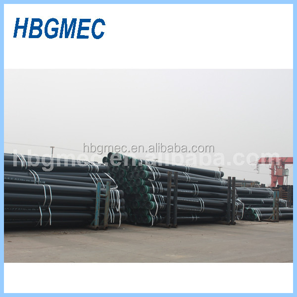 API 5CT Spec Oil Well Tubing /Oil Drilling Pipe On Sale from HBGMEC