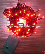 120 LED Chasing Christmas Lights Indoor Lights Red