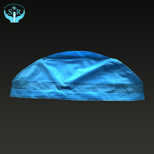 Chinese supplier Wholesale high quality surgical disposable hair nurse caps