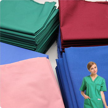 china T/C 65/35 cotton polyester hospital fabric