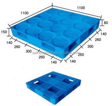 a set of pallet for barrelled water include plastic pallet and dummy palte