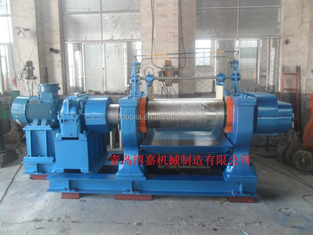 Second hand Two Roll Mixing mill/Used rubber open mixing mill/Old rubber machine on sales