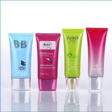 Cheap price raw material plastic body lotion packaging laminate squeeze tubes for body creams