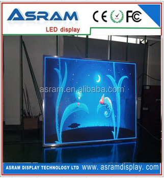 P7.62 full color club led display screen indoor