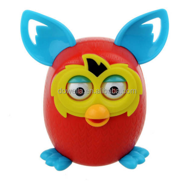 custom design Talking furbying cartoon character