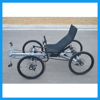 4 Wheel Recumbent Seat Quadricycle Bike