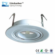 wholesale aluminum 12V recessed lighting exclusive of trims
