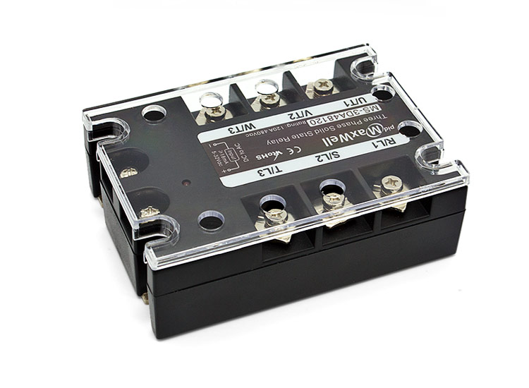 Maxwell 40Amps Three phase solid state