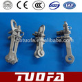 hot dip galvanized bolted deadend straight clamp