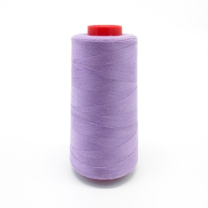 High tenacity 303 sewing thread/100% polyester spun thread for clothes wholesale
