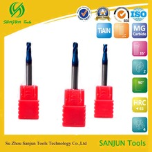 corner radius milling cutters/tungsten carbide corner radius end mills / corner radius milling productes of cutting tools