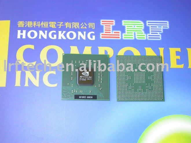 Geforce GO 6200, IC Chipset ,BGA ic chipset, Nvidia ic chips, IC components