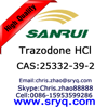 API Trazodone HCl High Purity Cas