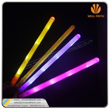 Hot selling promotial small MOQ custom led glow stick