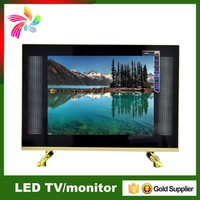 High brightness 15inch 17inch 19inch sunlight readable industrial LCD monitor with Powder coated aluminum front bezel