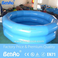 W021 Best selling PVC kids inflatable swimming pool,plastic swimming pools inflatable water games for adults