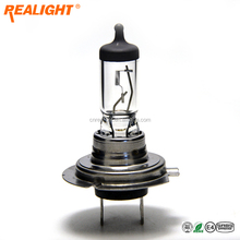 auto bulb H7 12V 55W headlight ,H7 12V halogen bulb for original replacement, low and high beam for Peugeot