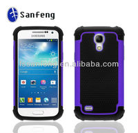 High quality cheap price cell phone faceplates for samsung housing galaxy s4 mini case