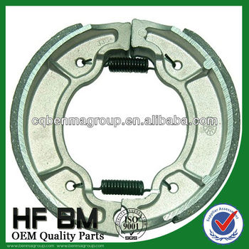 Brake Pad Motorcycle YBR125, Motorcycle Brake Lining For YBR125 Motorcycle Parts, Professional Manufacturer from China!!