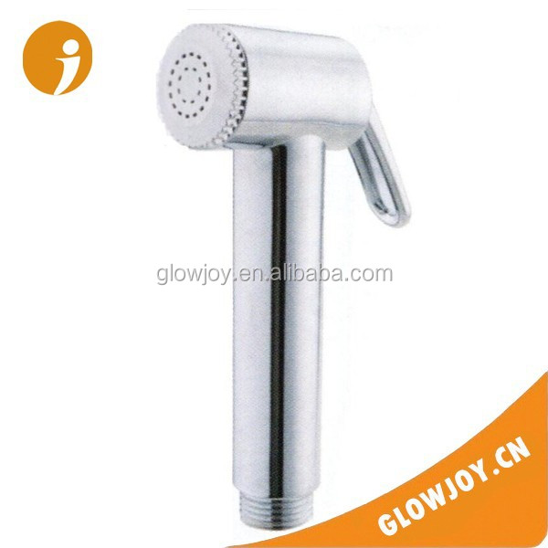 (SR-142)Glowjoy morden design ABS plastic bathroom portable plastic bidet,shattaf bidet spray
