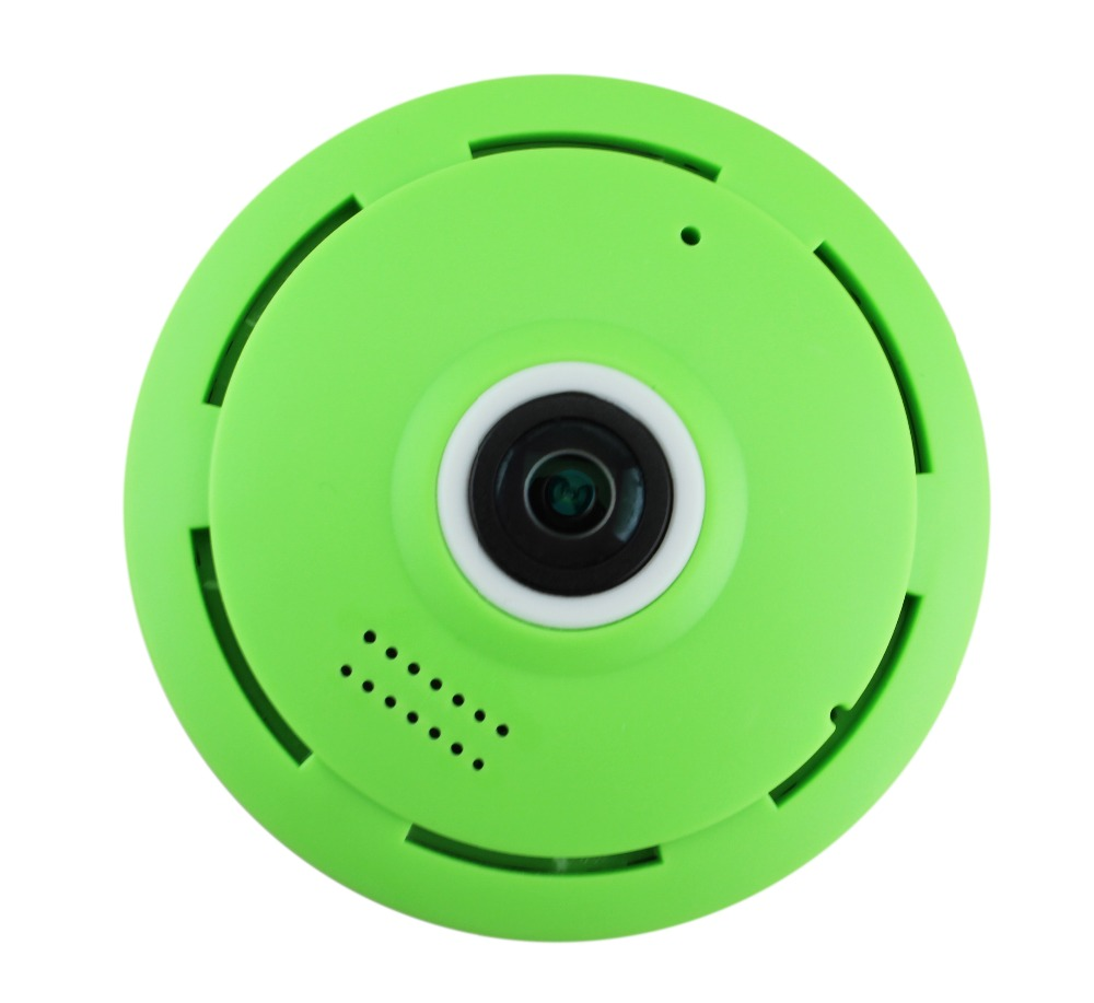 WIFI transmission 360 degree panoramic spy-camera