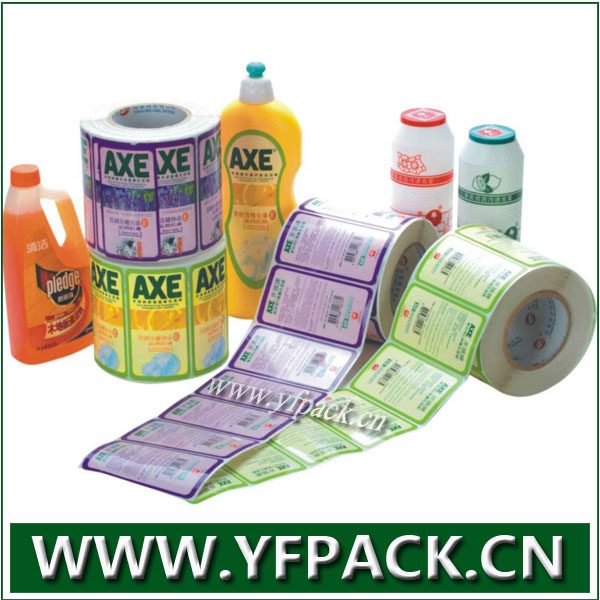 China Supplier Paper Adhesive Sticker Label wholesale
