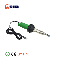 Mini Heat Gun Hot Air for Industrial Plastic Welding PP PVC PE HDPE