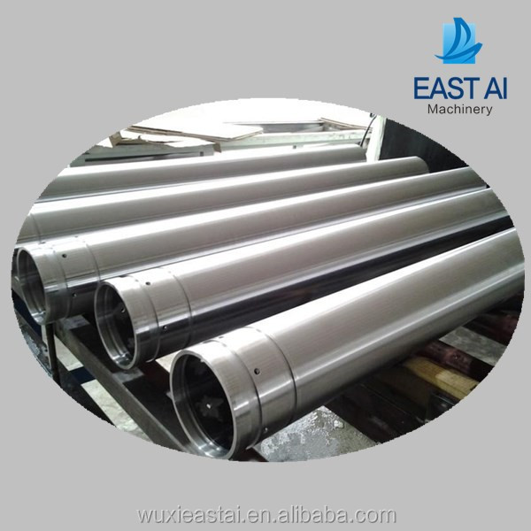 Production of Plated Hollow Chrome Bar for hydraulic cylinder