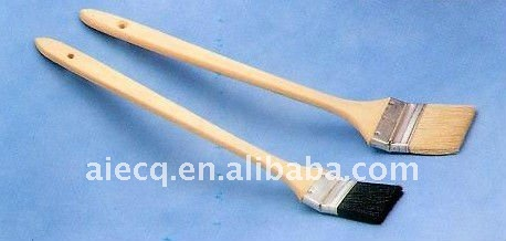 elbow paint brush with handle