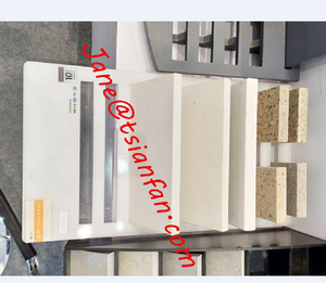 SR204 Factory custom made metal ceramic display / floor ceramic tile display / iron stone panel display rack