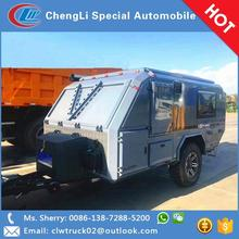 Trailer Trailer Use Camper Trailer with Folding Tent